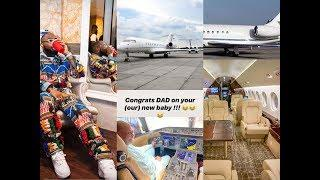 Davido And His Billionaire Father Buys A Brand New Private