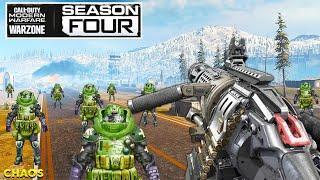 14 Huge SEASON 4 WARZONE Changes - Modern Warfare
