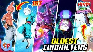 Top 10 Oldest Characters in Dragon Ball | Explained in Hindi