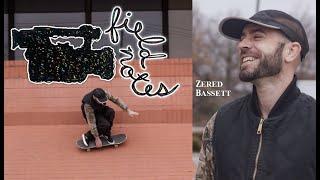 East Coast Skateboarding With Zered Bassett | Field Notes