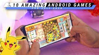 Top 10 Must Play Android Games for July 2020!!!