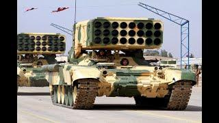Top 10 Countries With More Rocket Artillery Systems MRLS in the World