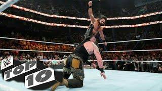 Multiple Finishers Kickouts WWE Top 10 Part 3_HD