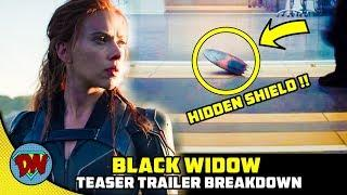 Black Widow Teaser Trailer Breakdown in Hindi | DesiNerd