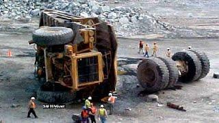 10 World Dangerous Idiots Dump Truck Operator Skill - Biggest Heavy Equipment Machines Working