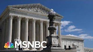 Supreme Court Declines To Hear Trump Lawsuit On Wisconsin's 2020 Election Results   Hallie Jackson
