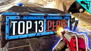 007 BADASS - Warzone TOP 13 Plays of the Week - WBCW #377