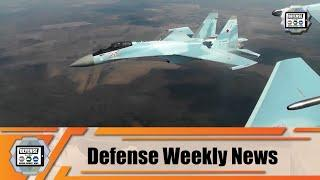 Defense security news TV weekly navy army air forces industry military equipment April 2020 V2