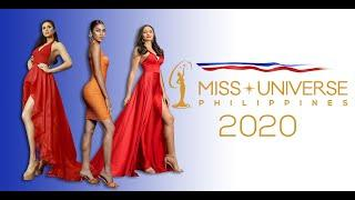 TOP 10 EARLY PREDICTION   MISS UNIVERSE PHILIPPINES 2020