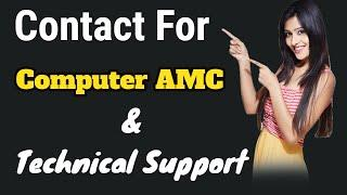 Top AMC Service Provider & Top Technical Support Service | India no 1 | Top Provide Prof  Education