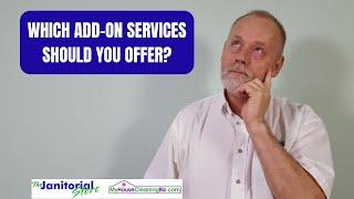 Which add-on services should you offer?