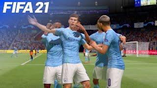 FIFA 21 - Top 5 Goals of the Month: October 2020