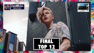 TOP 12 | EESTI LAUL 2020 - FINAL | EUROVISION 2020 | ESTONIA
