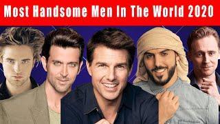 Top 10 Most Handsome Men In The World 2020||World's Most Handsome Men
