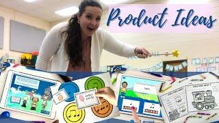 How to NEVER Run Out of PRODUCT IDEAS-- that actually SELL-- for Teachers Pay Teachers Sellers
