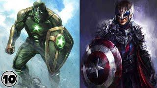 Top 10 Dark Alternate Versions Of Captain America