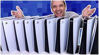 I Bought 13 BROKEN PS5's - But Can I Fix Them?!