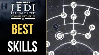 Star Wars Jedi: Fallen Order - TOP 3 BEST SKILLS