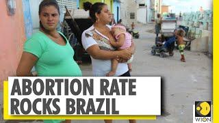 Anti-abortion protests in Brazil | 10-year-old raped, undergoes abortion