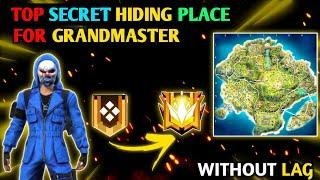 TOP 7 NEW HIDDEN PLACE IN FREE FIRE IN BERMUDA 2021 | RANK PUSH TIPS AND TRICKS IN FREE FIRE 2021