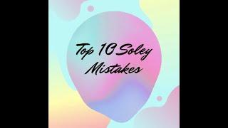 TOP 10 Mistakes People Make with the Soley Laser