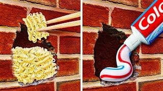 28 GENIUS IDEAS THAT WILL HELP TO SOLVE ANY PROBLEM || DIY HOME REPAIR AND DESIGN