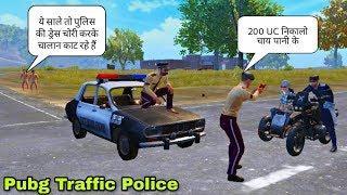 Nakli Pubg Traffic Police | Part - 2 | Pubg Movie | Pubg Short Film