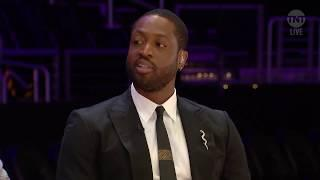 Dwyane Wade Remembers Kobe Bryant And The Impact He Had On His Career