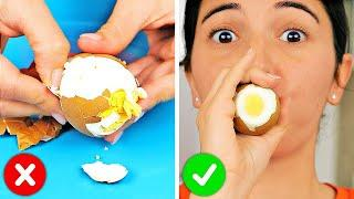 Simple Yet Genius Kitchen Hacks To Solve Any Problem || Food Hacks That Really Work