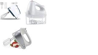 Best Electric Hand Mixer | Top 10 Electric Hand Mixer 2020-21 | Top Rated |