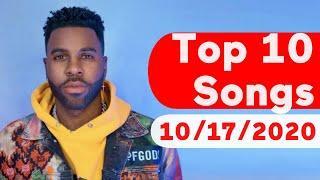US Top 10 Songs Of The Week (October 17, 2020)