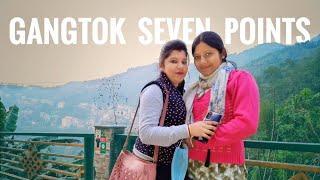 Gangtok Seven Point    Famous Seven Points of Gangtok City