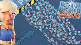 This is the WEIRDEST Warships Season in Boom Beach