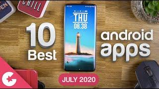 Top 10 Best Apps for Android - Free Apps 2020 (July)