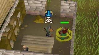 I found him selling items at Pest Control