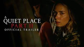 A Quiet Place Part II | Official Trailer | Experience It In IMAX®