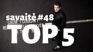 2019 savaitė #48 - Top 5 - YouTube LT Music