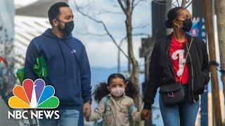 NBC Nightly News Broadcast (Full) - March 23rd, 2020 | NBC Nightly News
