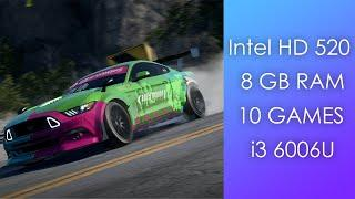 Top 10 Games For Low End PC (no Graphics Card) Intel HD Graphics 520 part1 l Dying For Games