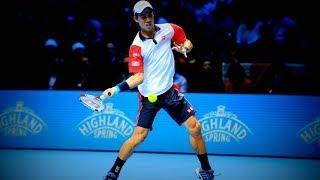 Kei Nishikori(錦織圭) | TOP 30 Forehand Cross Court