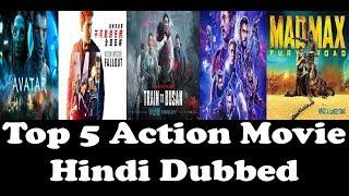 Top 5 Best Action  Adventure Movies Hindi Dubbed Hollywood