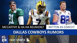 Cowboys Rumors: Sign Ha Ha Clinton-Dix? 3-4 Defense? Coaching Staff? Draft Delpit? LVE Surgery News