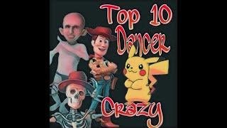 Top 10 Crazy and Awkward Dancer's.ll Street Dancer's ll Comedy Animated Video ll By Kidz Fun Burst