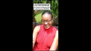 Top 10 reasons why women ENTREPRENEURS should seriously run Successful Businesses -Ora Naomi Ataguba