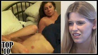 Top 10 Funny Times People Were Caught Cheating