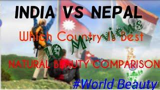 Top 10 Tourist place of India and Nepal.