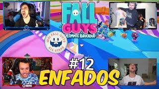 LLOROS Y ENFADOS TOP #12 | TORNEO IBAI | FALL GUYS