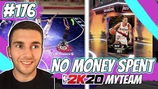 NBA 2K20 MYTEAM GALAXY OPAL BRANDON ROY IS HERE!! FIRST GALAXY OPAL GAMEPLAY!! | NO MONEY SPENT #176