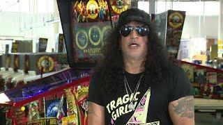 Guitar legend Slash on death of Eddie Van Halen and more