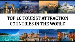 What is the most famous place in world , Top 10 places to visit in world
